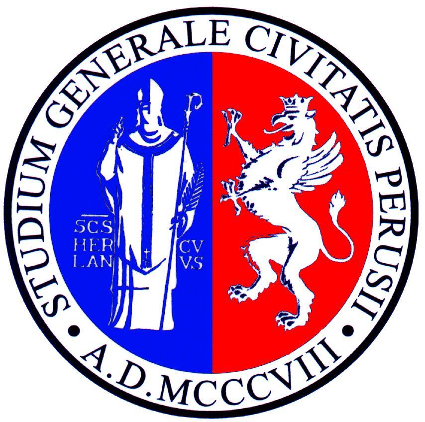 Logo dell'Università degli studi di perugia
