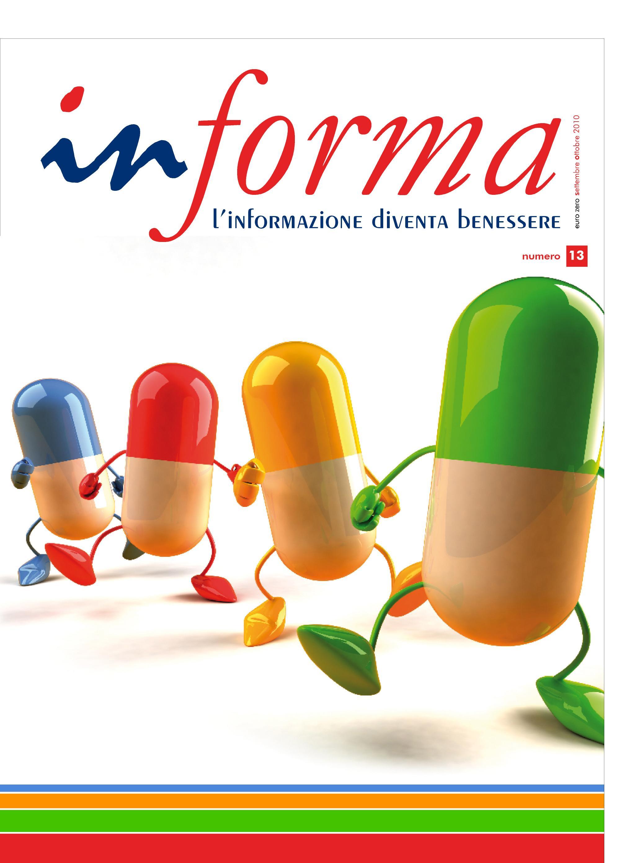 La copertina rappresenta quattro pillole animate e colorate una blu, una gialla, una rossa e verde infila indiana che stanno camminando