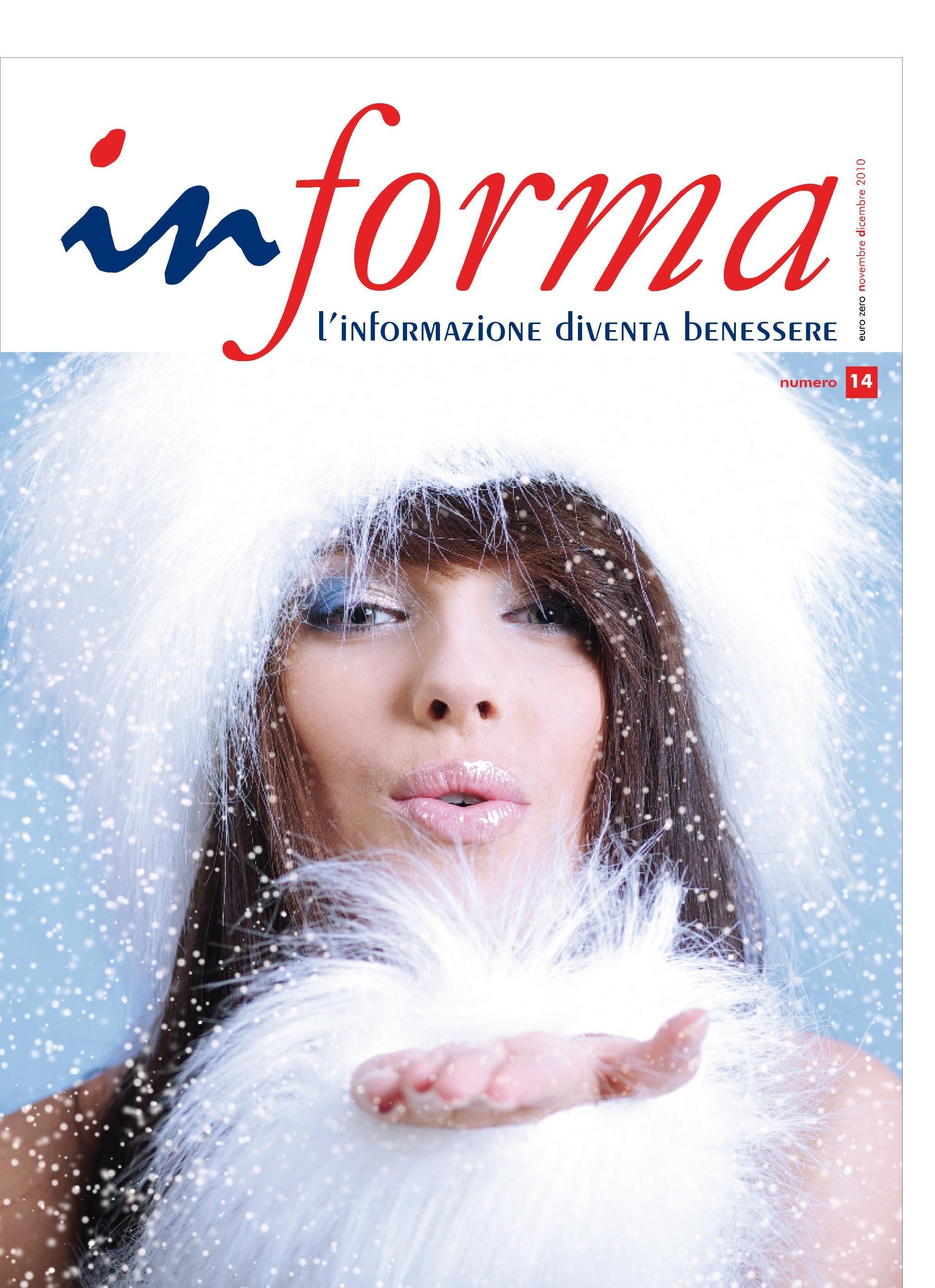 La copertina rappresenta una donna con i capelli lunghi scuri ed in testa una fascia bianca di pelo lungo che sta soffindo verso il lettore un batuffolo di peli bianchi
