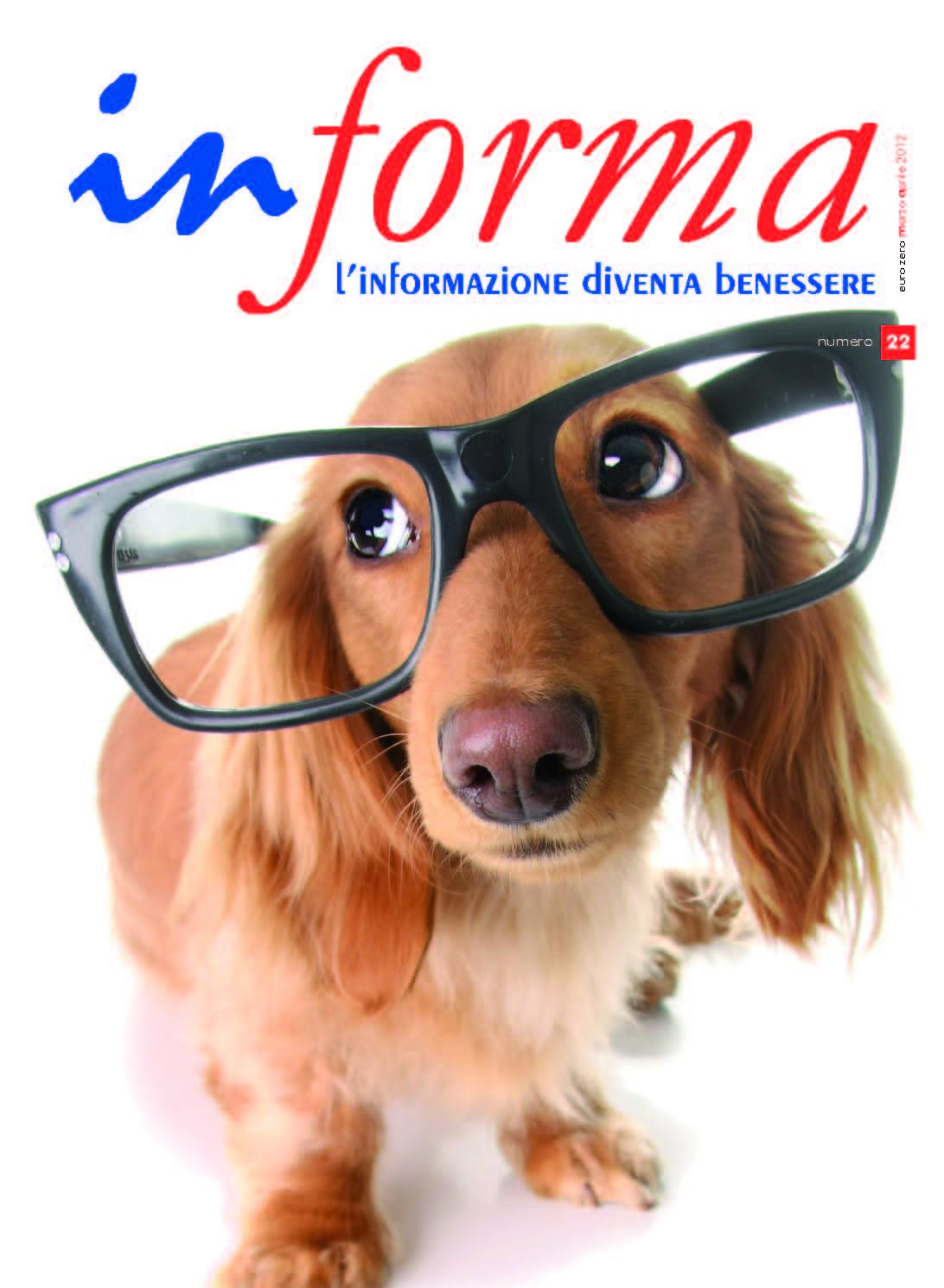 La copertina rappresenta su uno sfondo bianco in primo piano un cane marrone con il muso allungato su cui poggiano un paglio di occhiali con montatura nera, che risultano molto piu' grandi del muso del cane