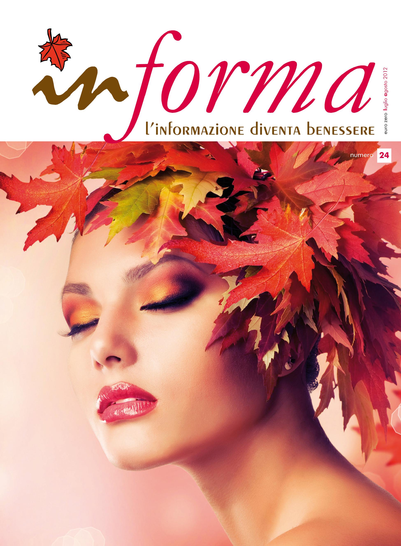 La copertina rappresenta un volto di donna truccata con toni dal marrone al ocra e un copricapo di foglie autunnali rosse e gialle