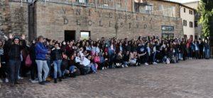 Matricole del Corso di Studi Triennale di Filosofia e Scienze e Tecniche Psicologiche dell'Università di Perugia 2019-2020